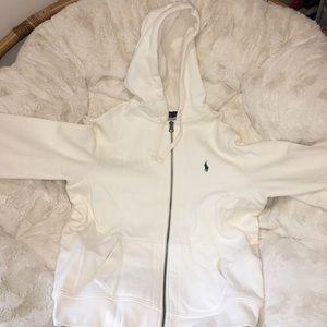 Polo by Ralph Lauren Shirts - Ralph Lauren Zip Up Hoodie